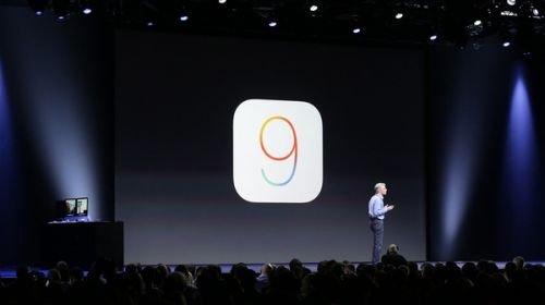 iOS9正式版更新内容汇总